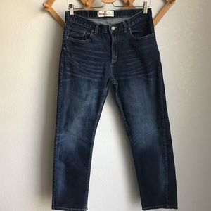 Levi's 541 Athletic Fit Straight Jeans